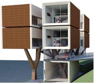 Micro casa sustentável
