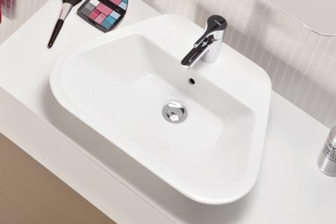 Glam lavatório de pousar 1